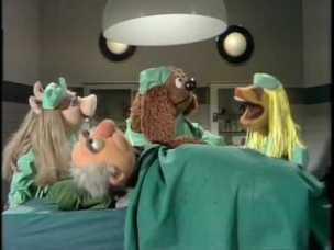 muppet nurse