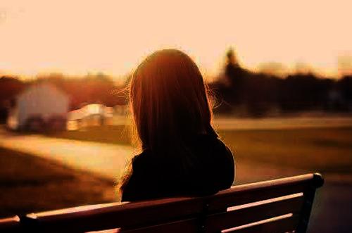 woman alone 2