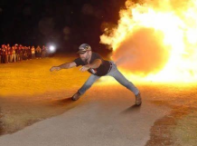 Fire Fart